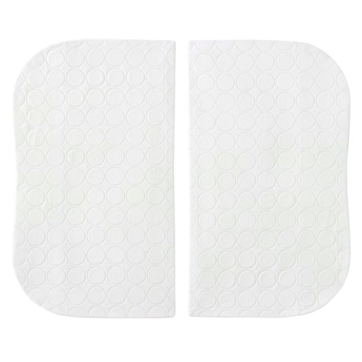 Bassinest Twin Sleeper Replacement Pad Waterproof Polyester