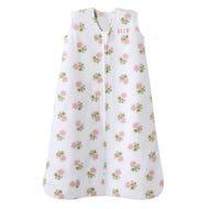halo sleepsack wearable blanket micro fleece pink rose art