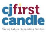 cj first candle logo
