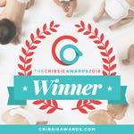 the cribsie awards 2018 winner