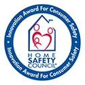 innovation award for consumer safety from home safety council for halo sleepsack wearable blanket