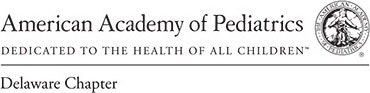 american academy of pediatrics delaware chapter logo