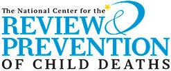 the national center for the review and prevention of child deaths logo