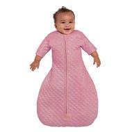 halo sleepsack easy transition in pink heather
