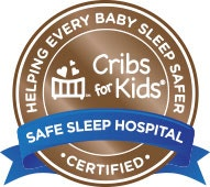 cribs for kids Certified Safe Sleep Hospital Level 1