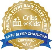 cribs for kids Certified Safe Sleep Hospital Level 3