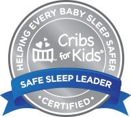 cribs for kids Certified Safe Sleep Hospital Level 2