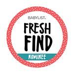 babylist fresh find nominee badge