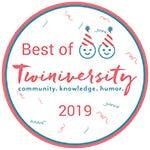 best of twiniversity award 2019